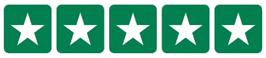 Vi rater Unilån med hele 5 stjerner